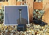 Solar Fountain Pump 39 GPH