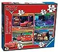 Ravensburger 12 16 20 24 Disney Cars - Puzzles (4 unidades, 12, 16, 20 y 24 piezas) por Ravensburger