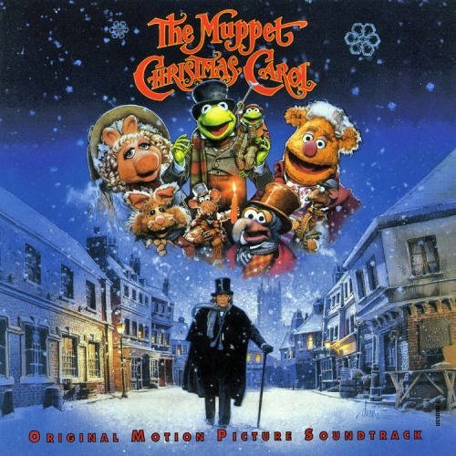 The Muppet Christmas Carol (Soundtrack) by Various Artists - A Muppets Christmas