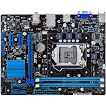 ASUS H61M-E - Placa base (DDR3-SDRAM, DIMM, 16 GB, Intel, Celeron, Core i3, Core i5, Core i7, Pentium, Socket H2 (LGA 1155))