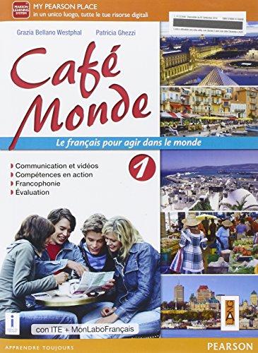 Cafè monde. Ediz. mylab. Per le Scuole superiori. Con e-book. Con espansione online: 1
