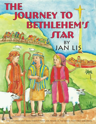THE JOURNEY TO BETHLEHEM'S STAR (English Edition)