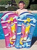 Kinder Luftmatratze Surfbrett Surf Rider 107 x 61 cm rosa