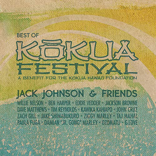 Jack Johnson & Friends: Best O...