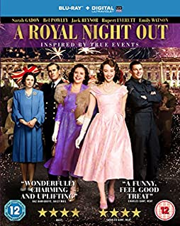 A Royal Night Out [Blu-ray] [2015]