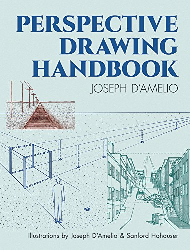Perspective Drawing Handbook (Dover Art Instruction) -