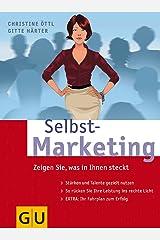 Selbst-Marketing Taschenbuch