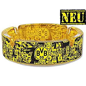 Borussia Dortmund Aschenbecher, Ascher, Ashtray – Keramik BVB 09