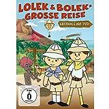 DVD Lolek und Bolek grosse Reise inkl. ostalgische Geschenkkarte ALLES GUTE | DDR Artikel und Produkte der DDR | für Ostalgiker und DDRler