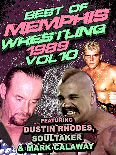 Best Of Memphis Wrestling 1989 Vol 10 [OV]