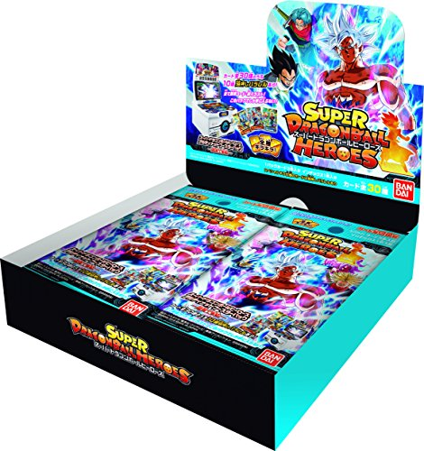 Super Dragon Ball Heroes Ultimate Booster Pack - Super Warrior Congregation (Box)