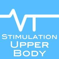 Vital Tones Estimulación del Músculo Superior del Cuerpo Pro