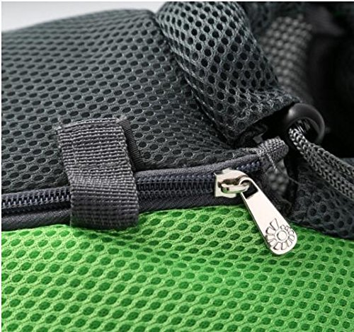 BENWEI Classics High-quality Breathable Dog Front Carrying Bags Mesh Comfortable Travel Tote Shoulder Bag For Puppy Cat… 20