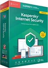 Kaspersky Internet Security 2019 3 Geräte Upgrade Mini-Box Upgrade 3 1 Jahr PC/Mac/Android Download Download