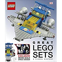 Great LEGO® Sets A Visual History: With bricks