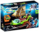 Playmobil Super 4 - Barco Pirata Camaleón con Ruby (9000)