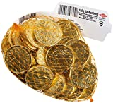 Goldtaler 5 x150g. Netze von Trumpf Kaubonbon mit Schokolade