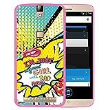 Elephone P8000 Hülle, WoowCase Handyhülle Silikon für [