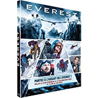 Coffret everest 2 films : everest ; meru