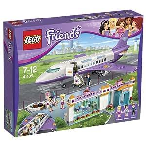 Lego Friends 41109 - Heartlake City Airport Gioco Di Costruzione