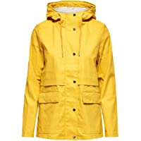 Only Onltrain Short Raincoat Otw Noos Impermeable Donna