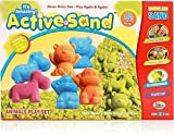 Ekta Active Sand Animal Play Set By Krasa Toys