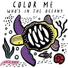 Bath Buddies: In the Ocean (Color Me)
