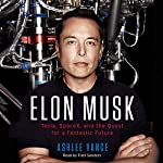 In the spirit of Steve Jobs and Moneyball, Elon Musk is both an illuminating and authorized look at the extraordinary life of one of Silicon Valley's most exciting, unpredictable, and ambitious entrepreneurs--a real-life Tony Stark--and a fascinating...