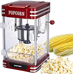 Syntrox Germany – Popcorn Maker Máquina de palomitas ...