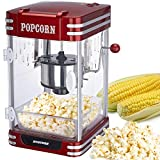 Syntrox Germany Popcorn Maker Popcornmaschine PCM-310 Wyoming