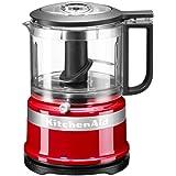 KitchenAid 5KFC35616 EER, mini-food-processor, geweldig voor hakken, voorbereiden van dressings en sauzen, Empire rood