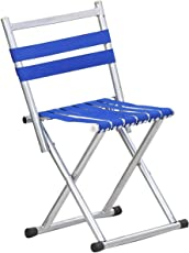Private Image 2 In 1 Amazing Mini Folding Chair And Stool (Green Or Blue Color)