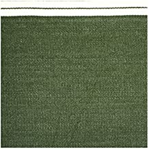 Denim Club India Unisex Eco friendly Handloom Selvedge Denim Fabric Olive Green 6-7 Oz. 3 meter length