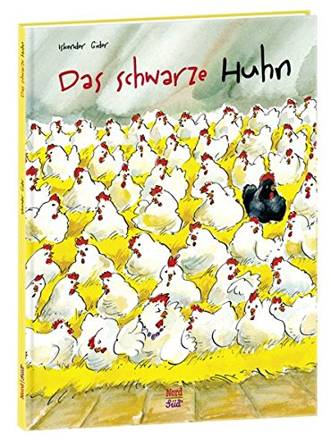 Das schwarze Huhn (Primary Picture Books German) -