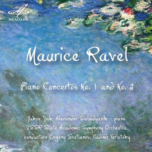 Ravel: Piano Concertos Nos. 1 & 2