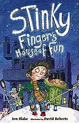 Stinky Finger's House of Fun by Jon Blake (2005-05-19)