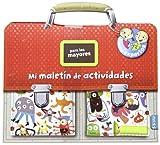 Maletín de actividades para los mayores: Pequeños expertos (Libros...