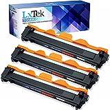 3er LxTek® Premium Megafüllmenge Toner XXL kompatibel für Brother TN-1050 HL-1110 DCP-1510 MFC-1910 W MFC1815 MFC1910 MFC1910W MFC1911NW Black Schwarz TN1050
