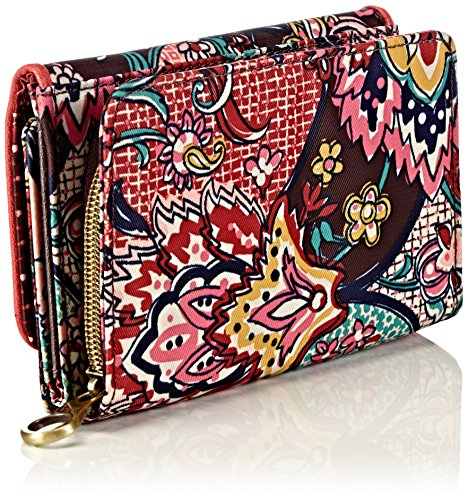 Oilily S Wallet, Portamonete Donna Rosso ( Rot (Burgundy 822))