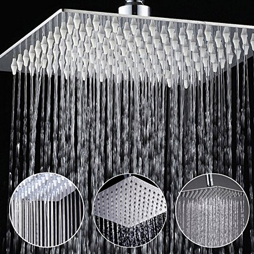 bluelover-8-inch-stainless-steel-bathroom-square-silver-pressurize-rainfall-shower-head-chrome-finis