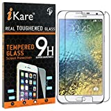 Galaxy E7 Tempered Glass, iKare 2.5D 9H Tempered Screen Protector for Samsung Galaxy E7