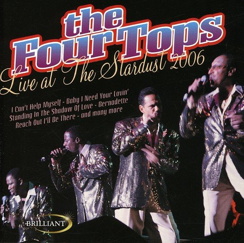 Live at the Stardust 2006 - Four Tops-live
