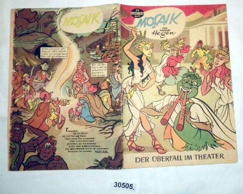 Bestell.Nr. 930505 Mosaik von Hannes Hegen Nummer 21