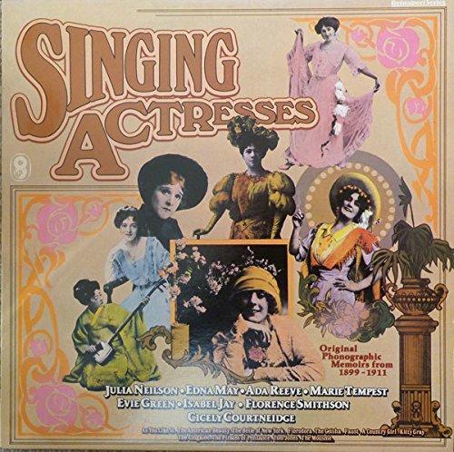 Singing Actresses [Vinyl LP]