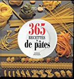 Image de 365 recettes de pâtes
