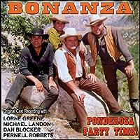Bonanza - Ponderosa Party Time - (Original Cast Recording)