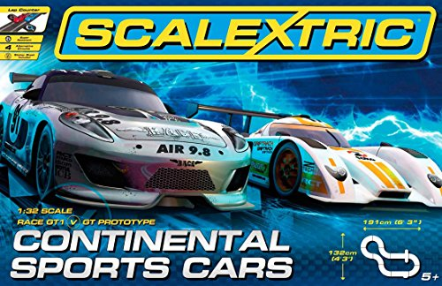 Scalextric-132-Scale-Continental-Sports-Cars-Race-Set