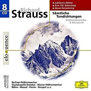 Sämtliche Tondichtungen+Orchesterwerke (Elo)