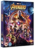 Avengers Infinity War [Blu-ray] [2018] [Region Free] only £14.99 on Amazon