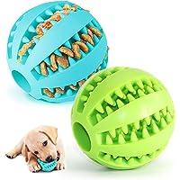 Giocattolo Palla per Cane,Palla per Pulito dei Denti di Cane,Gioco Palla Rimbalzante Cane,Giocattolo interattivo…